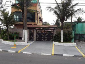 Casa em frente a Praia Ilha Comprida